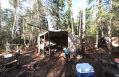 360 degrees video showing the camp during the spring feast.